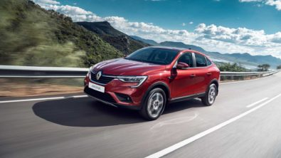 Renault Arkana Production Version Debuts in Russia 3