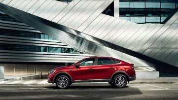 Renault Arkana Production Version Debuts in Russia 8
