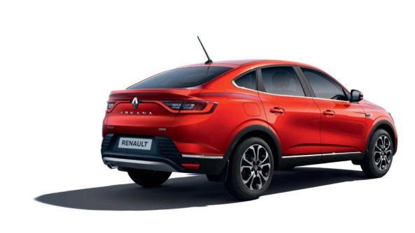 Renault Arkana Production Version Debuts in Russia 2