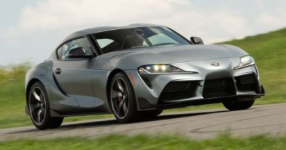 Toyota GR Supra A90 Goes on Sale in USA 1