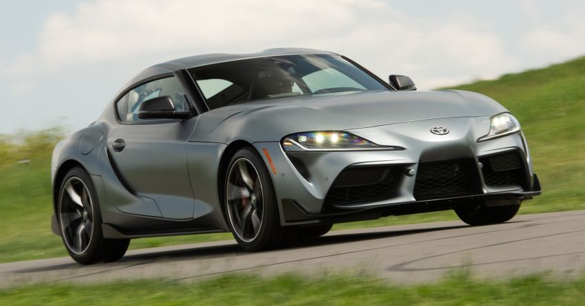New GR Supra is Faster than Toyota's Estimate 3