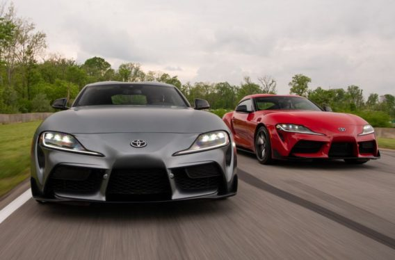 Toyota GR Supra A90 Goes on Sale in USA 12