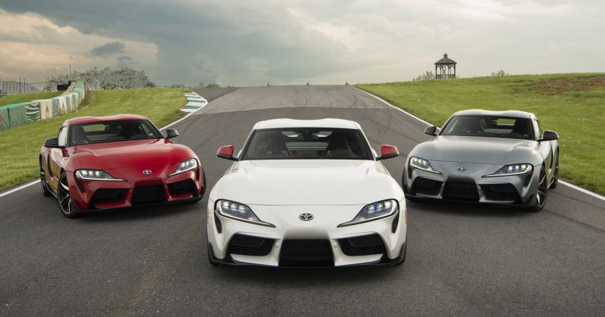 Toyota GR Supra A90 Goes on Sale in USA 4