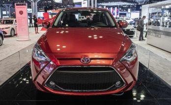 Next Generation Toyota Yaris Debuts at NYAS 2019 1