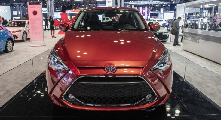 Next Generation Toyota Yaris Debuts at NYAS 2019 16