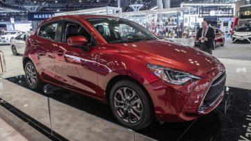 Next Generation Toyota Yaris Debuts at NYAS 2019 2