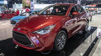 Next Generation Toyota Yaris Debuts at NYAS 2019 5
