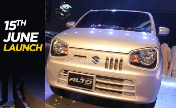 Pak Suzuki to Launch Alto 660cc on 15th June 12