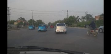 Pak Suzuki Alto 660cc Spotted on Roads 4