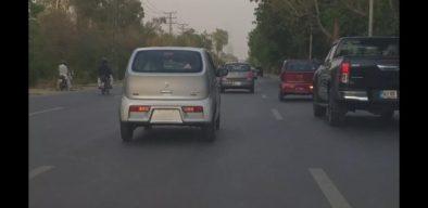 Pak Suzuki Alto 660cc Spotted on Roads 2