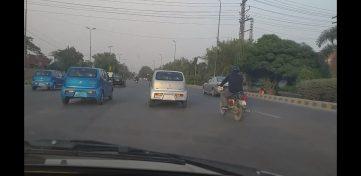 Pak Suzuki Alto 660cc Spotted on Roads 6