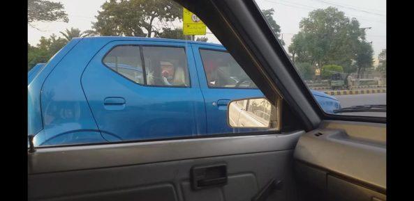 Pak Suzuki Alto 660cc Spotted on Roads 5