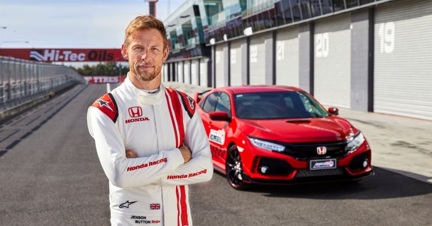 Honda Civic Type R Sets FWD Record at Bathurst 2
