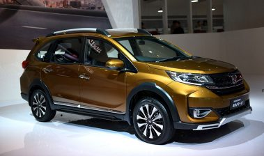 Honda BR-V Facelift at IIMS 2019 7