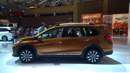Honda BR-V Facelift in Pakistan- What to Expect? 5