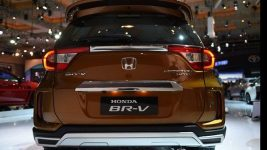 Honda BR-V Facelift at IIMS 2019 16