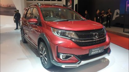Honda BR-V Facelift in Pakistan- What to Expect? 19