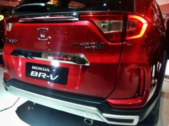 Honda BR-V Facelift at IIMS 2019 20