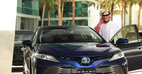 Toyota Wins 2 Titles at 2019 Middle East Car of the Year Awards 8
