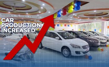 Car Production Increased in First 8 months of FY 2018-19 7