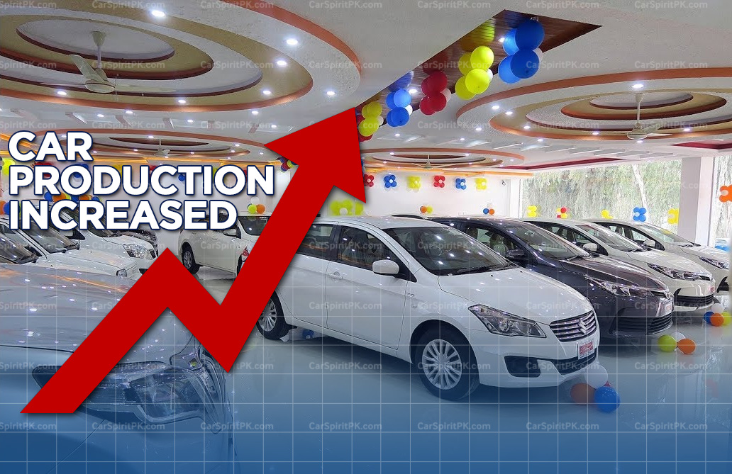 Car Production Increased in First 8 months of FY 2018-19 3