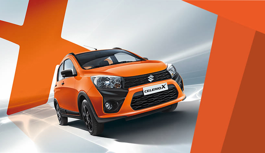 Suzuki Celerio and Celerio X Updated with Safety Features in India 2