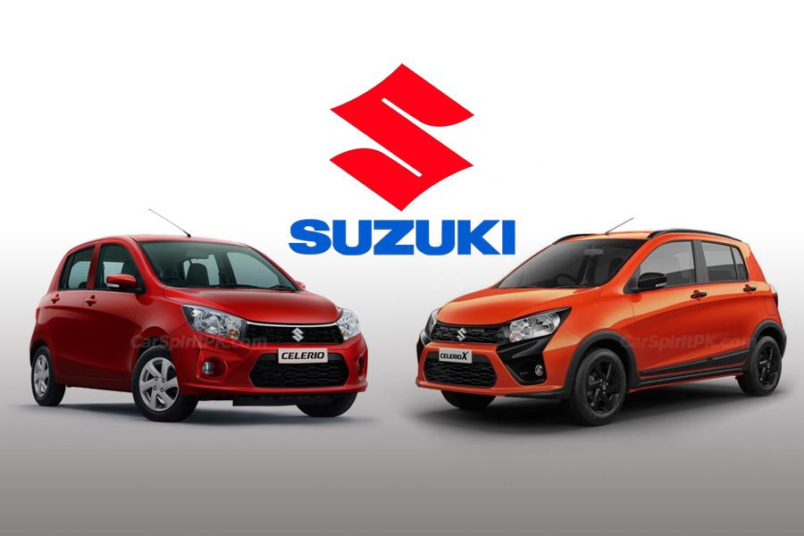 Next Gen Suzuki Celerio to be Launched in 2021 2