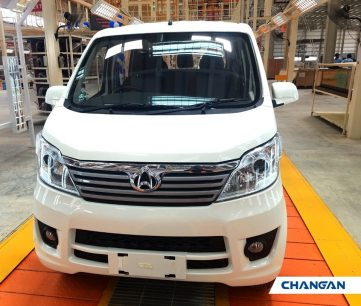 First Local Assembled Changan Rolled Off the Assembly Lines 4