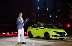 2019 Honda Civic Facelift Launched in China 3