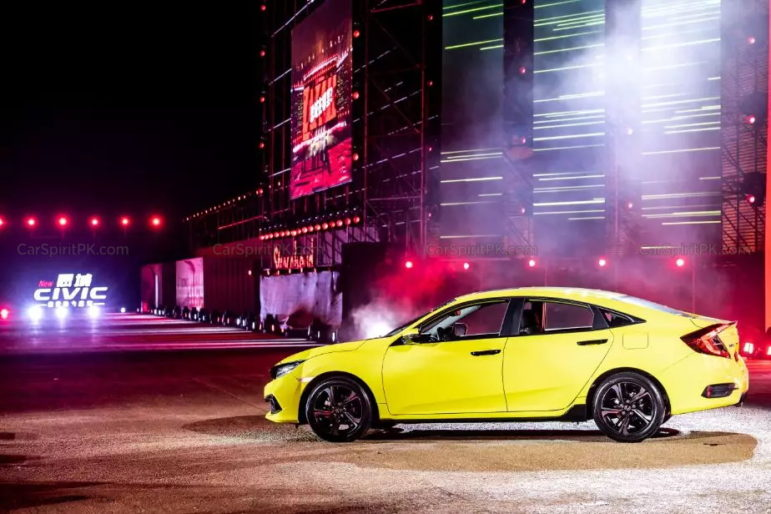 2019 Honda Civic Facelift Launched in China 9