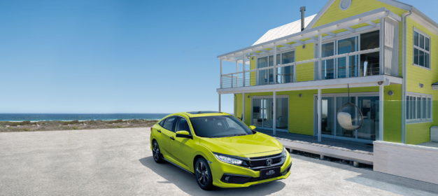 2019 Honda Civic Facelift Launched in China 10