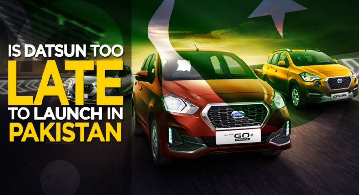 Is Ghandhara Too Late to Launch Datsun Cars in Pakistan? 1