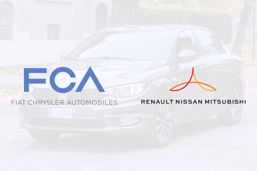 Fiat Chrysler and Renault are in Talks to Form a Partnership 3