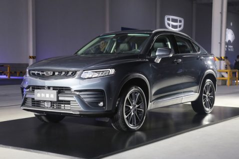 Geely FY11 Xingyue Coupe SUV Launched 4