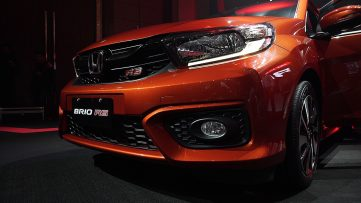 All New 2019 Honda Brio Launched in Philippines 8
