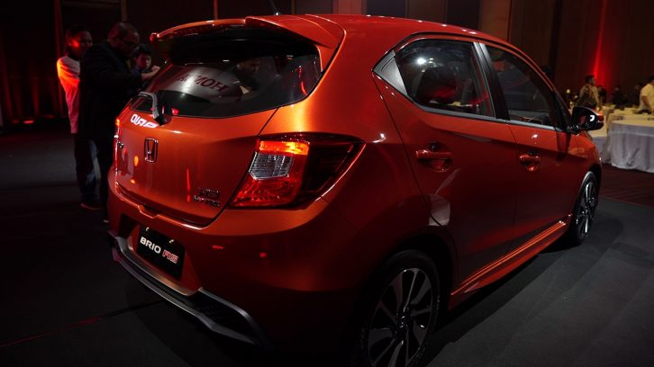 Honda Brio Posts Exceptional Fuel Economy Figures 10