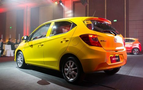All New 2019 Honda Brio Launched in Philippines 7
