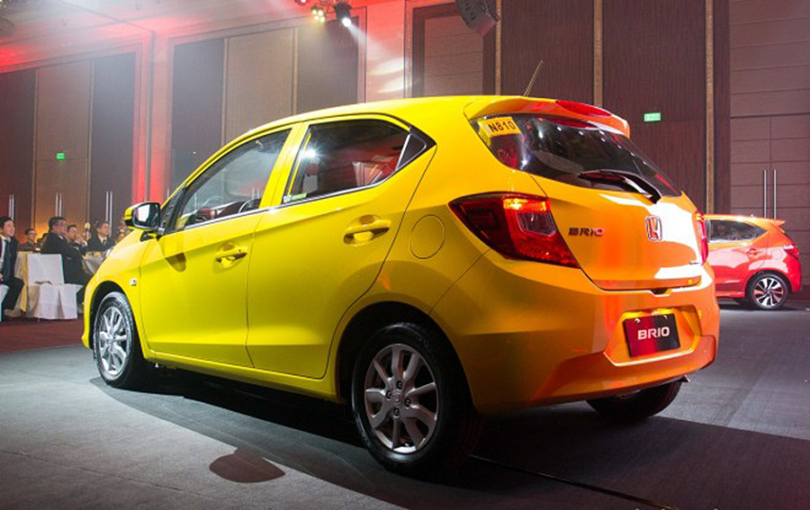 Honda Brio- Small & Efficient But Not for Pakistan 5