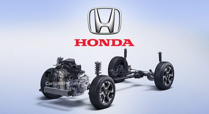 Honda to Debut Its New Global Platform in 2020 1