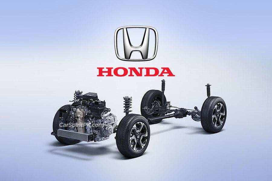 Honda to Debut Its New Global Platform in 2020 4