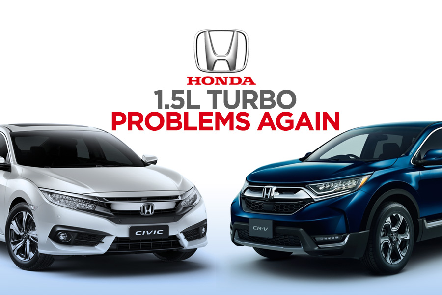 Honda's Popular 1 5L Turbo Engine Causing Problems - CarSpiritPK