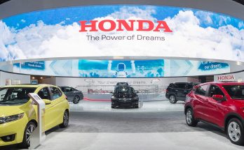 Honda to Restructure Models after Posting ¥18 Billion Fiscal Quarterly Loss 25