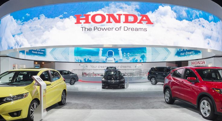 Honda to Restructure Models after Posting ¥18 Billion Fiscal Quarterly Loss 1