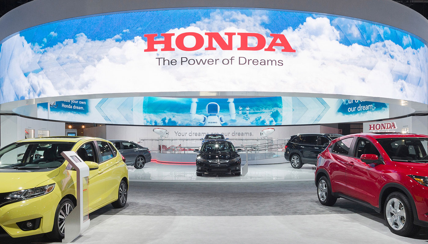Honda to Restructure Models after Posting ¥18 Billion Fiscal Quarterly Loss 10