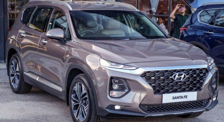 2019 Hyundai Santa Fe Launched in Malaysia 1