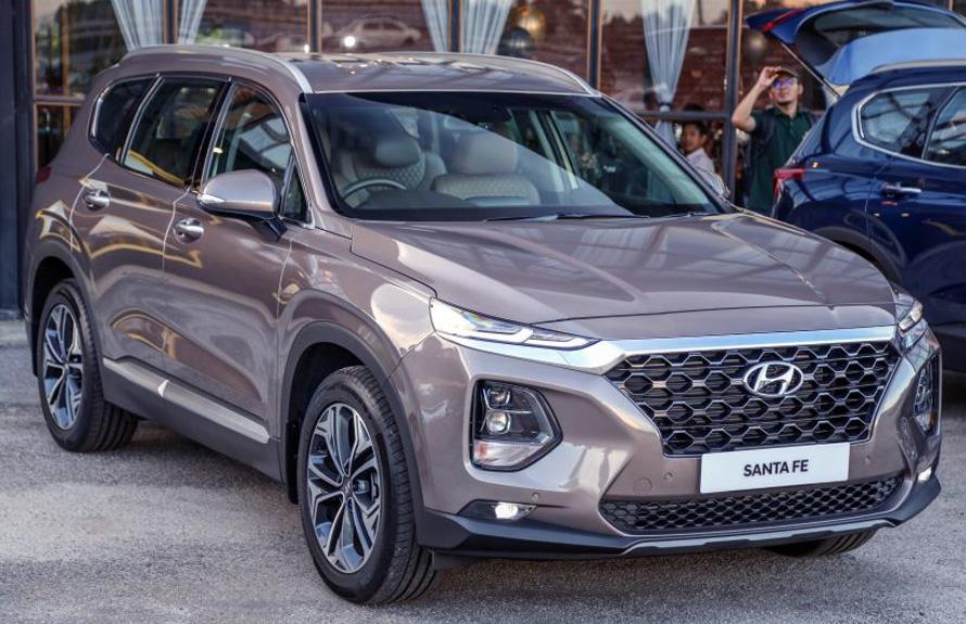 2019 Hyundai Santa Fe Launched in Malaysia 6