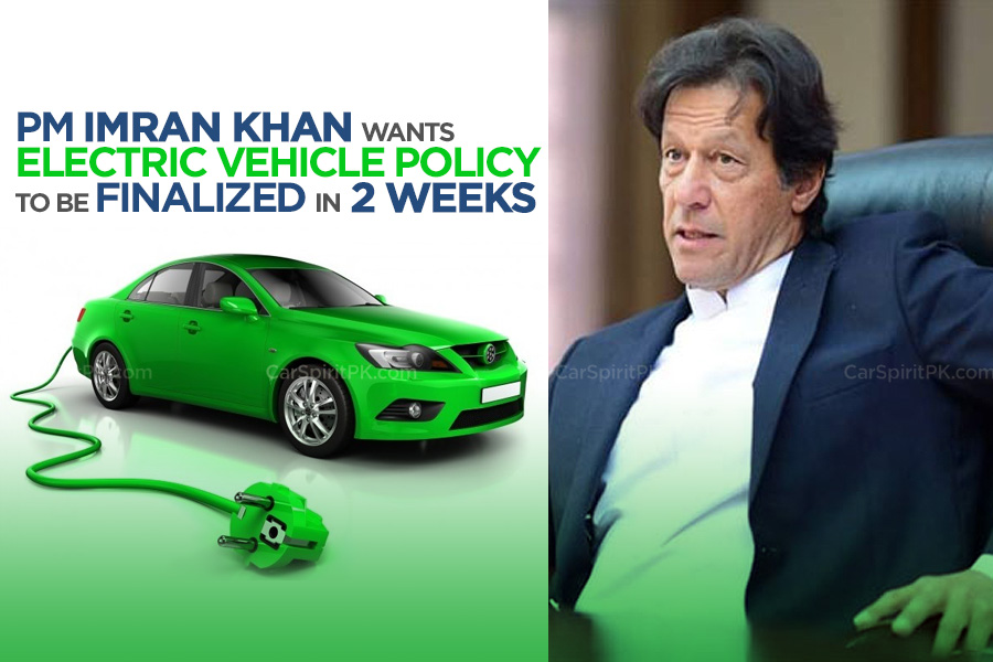 PM Imran Khan wants Electric Vehicle Policy to be Finalized in 2 Weeks 2