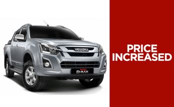 Isuzu D-MAX Prices Increased by PKR 200,000 7