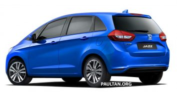 Next Generation Honda Fit to Debut in October 2019 6