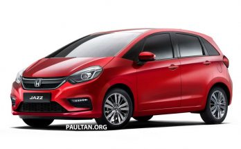 Next Generation Honda Fit to Debut in October 2019 2